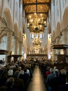 NIeuwjaarsconcert 2020 Grote Kerk Naarden